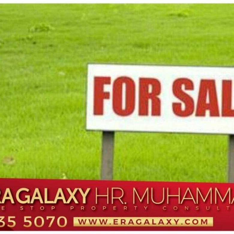 Dijual Tanah Kavling Siap Bangun Royal Residence Harewood Murah