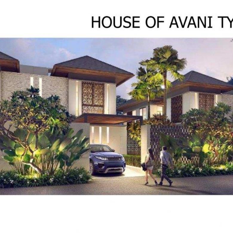 Dijual Rumah Minimalis di Nivata Residence Ciputra Beach Resort