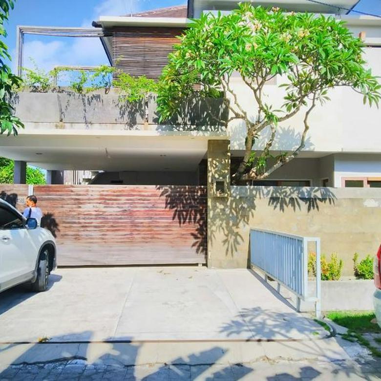 Rumah cantik modern minimalis