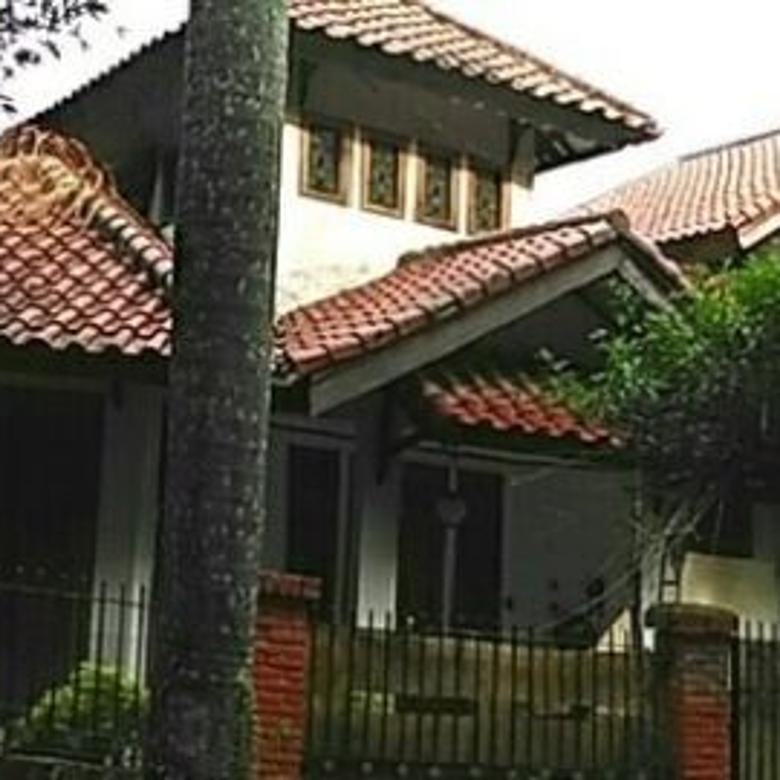 rumah komplek puri cinere 386 250m2 lokasi strategis