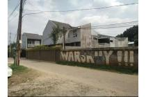 TownHouse Luas Mewah Harga Promo Strategis 2 mnt ke Toll Sawangan Depok, Pancoran Mas, Depok