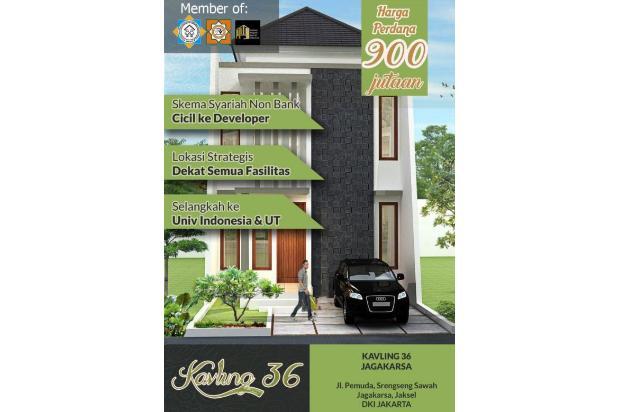 Rp948jt Rumah Dijual
