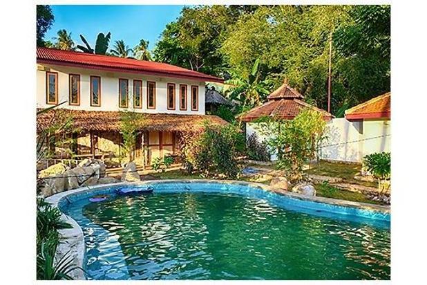 Rumah dijual hotel nuansa resort dan bungalow di karimunjawa for Piani di bungalow di 1500 m