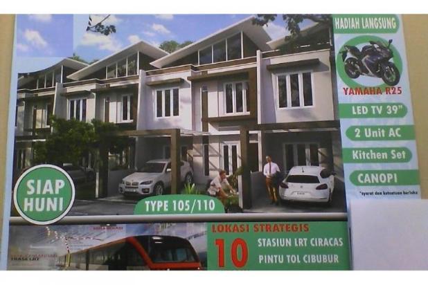 Cluster Nyaman dan Strategis di Cipayung Jakarta Timur 11065424