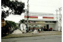 Gudang Rumah Toko Malang Kota LA Sucipto Strategis Jl Besar