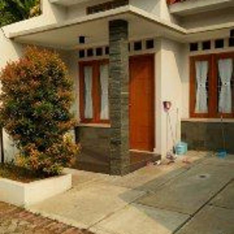 Rumah Ready , Strategis Dekat Tol Desari Sawangan