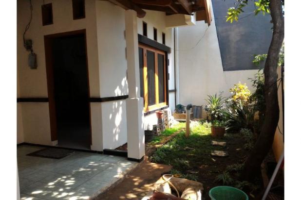 Dijual rumah 2 kavling perumahan D.K.I Pondok Kelapa 6809432