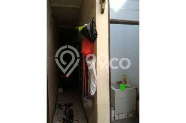 Dijual rumah 2 kavling perumahan D.K.I Pondok Kelapa 6809450