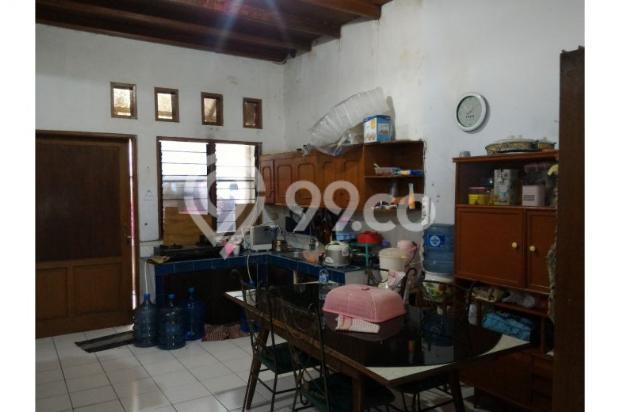 Dijual rumah 2 kavling perumahan D.K.I Pondok Kelapa 6809451