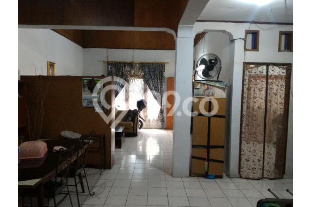 Dijual rumah 2 kavling perumahan D.K.I Pondok Kelapa 6809453