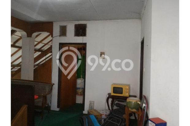 Dijual rumah 2 kavling perumahan D.K.I Pondok Kelapa 6809454