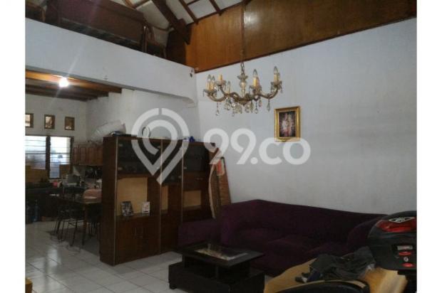Dijual rumah 2 kavling perumahan D.K.I Pondok Kelapa 6809457