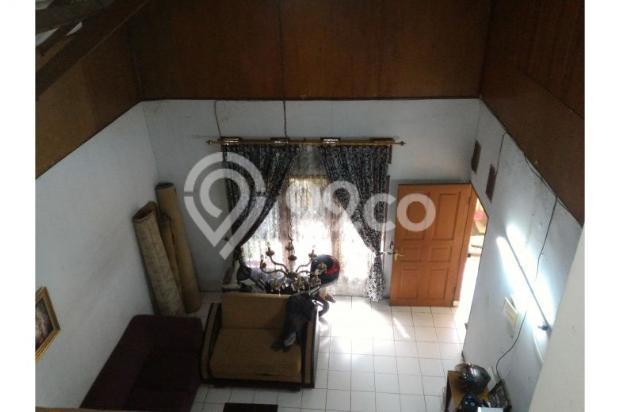 Dijual rumah 2 kavling perumahan D.K.I Pondok Kelapa 6809458