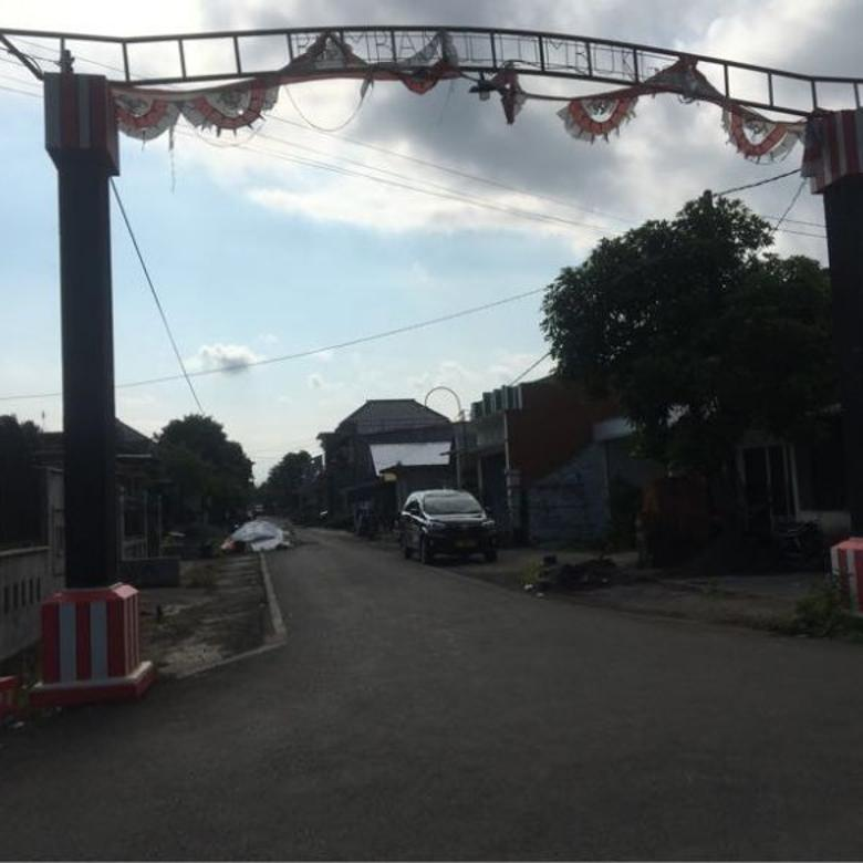 Kavling Belakang Brimob Asrikaton Pakis Sawojajar Malang