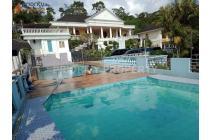 Jual Vila Di Puncak Bogor Dekat Cimory 5 M  Ada Kolam Renang