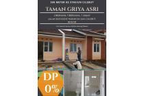 TAMAN GRIYA ASRI akad KPR Rumah tanpa DP free biaya DP0%