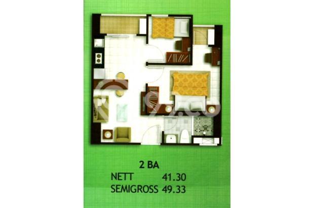 Apartemen Madison Park Unit 2 BR FULL FURNISH tahunan Jakarta Barat 16521688
