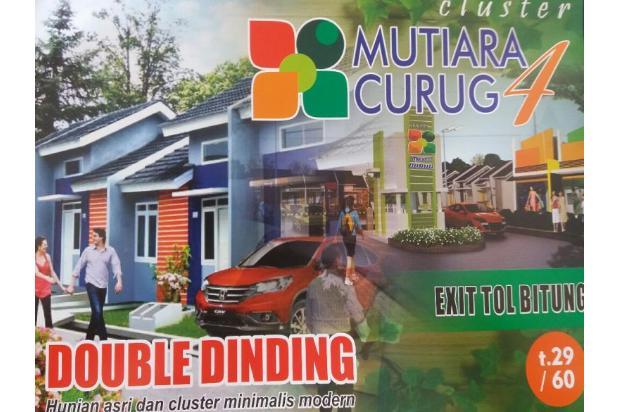 PERUMAHAN CLUSTER MUTIARA CURUG 4 15144438
