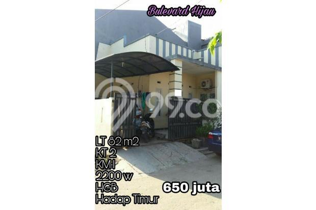 Dijual Rumah Boulevard Hijau 13873226