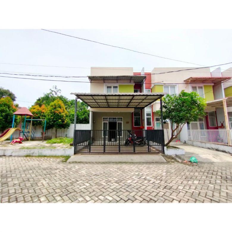 Rumah Komplek Suluh Alconia (Jalan Suluh - Pancing) Medan