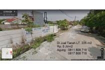 Tanah Murah di Bintaro Pondok Aren Jl. Reformasi Raya Kavling Tanggerang