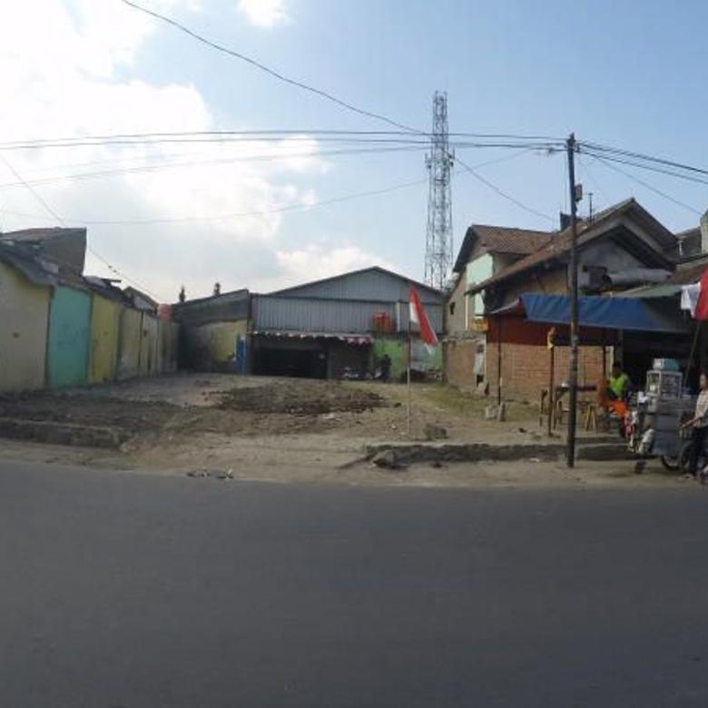 Gudang Strategis dekat pusat kota, akese gerbang Tol Kopo dan Moh. Toha
