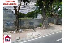 Tanah Komersil Jl. Panjang Kebon Jeruk sangat Istimewa ES871
