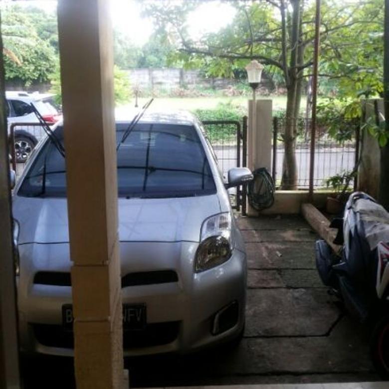 Rumah Siap Huni Arah Utara di Graha Raya Bintaro (EL1093)