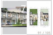 Rumah Banjar Wijaya Cluster Mallberry, Cluster Baru, Cipondoh, Tangerang