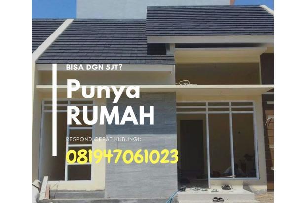 Rumah 1 Lantai TANPA DP di Kawasan Perumaahan Depok 13245442