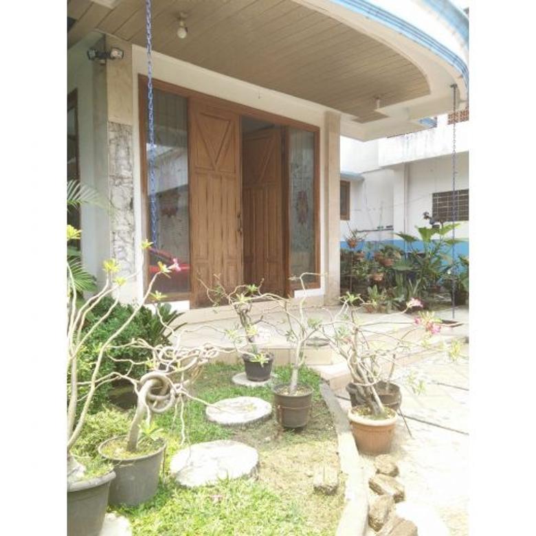 Rumah Lahan 1000m2 dekat RS Harapan Bunda Pasar Rebo JakTim