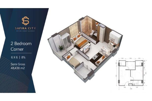 Rp329jt Apartemen Dijual