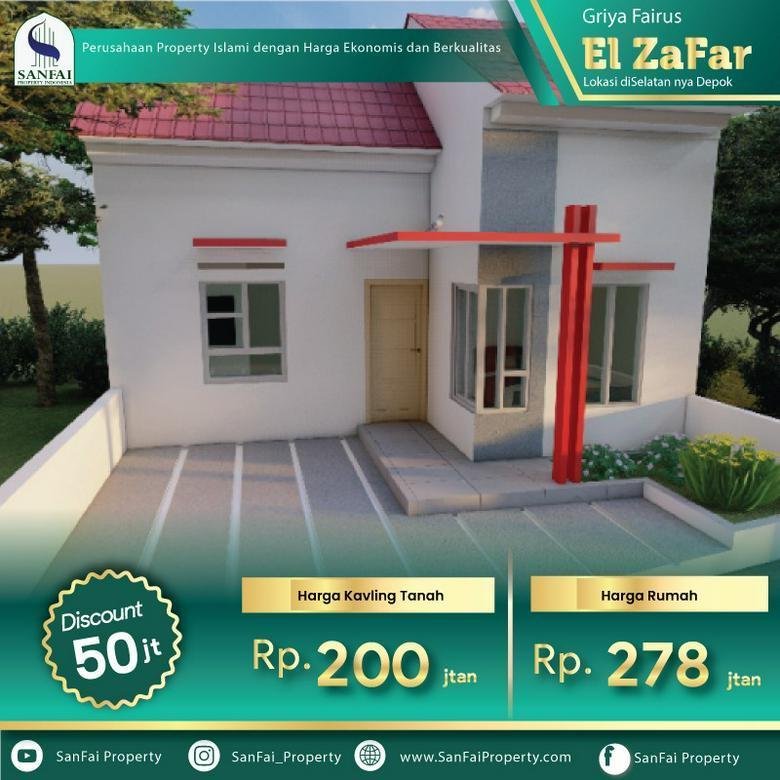 Griya Fairus El ZaFar Perumahan Islami di Bogor Harga Ekonomis