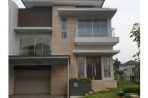 Rumah PIK Golf Island uk 10X20 Pantai Indah Kapuk Brand New , Siap Huni Jakarta Utara