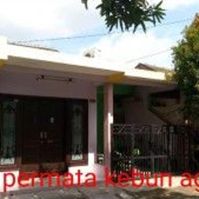 Rumah Dijual Permata Kebon Agung Sukodono hks5066