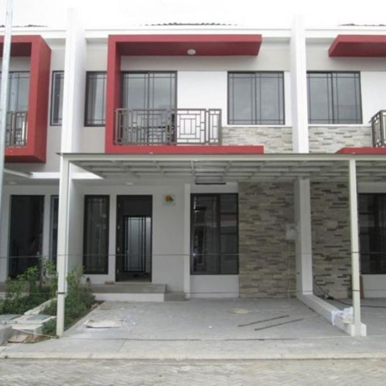 Green Lake City Disewakan Rumah  Asia 6x16m Rp. 48,5 jt/ th