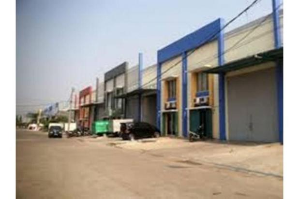 Dijual Gudang strategis cocok untuk investasi di Kapuk Business Park 5519502