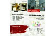 Apartemen exclusive 3 lantai dekat kampus di Jember