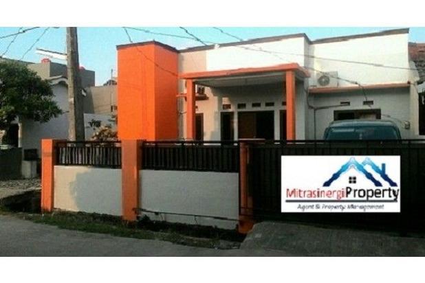 Rumah Orange Luas di Cluster Taman Flora Grand PUP Bekasi 11490461