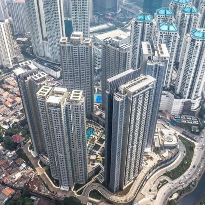 Jual Apartemen Taman Anggrek Residence, Beradea di Tengah Kota