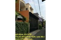 Dijual Rumah Berdikari Rayong Rawa Belong Slipi MURAH lt:128m2