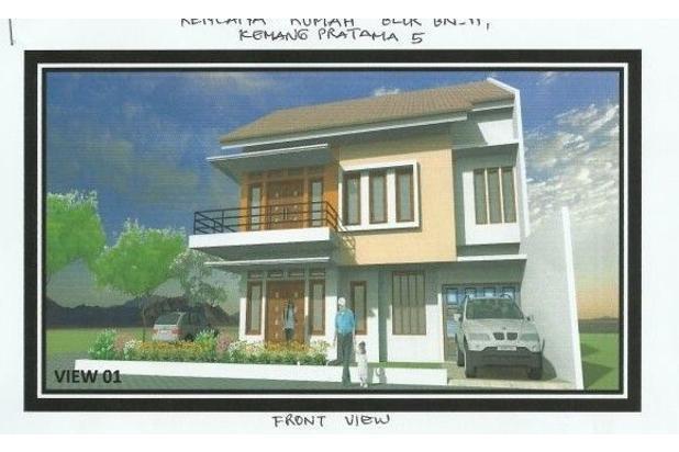 Dijual Rumah Bagus Daerah Strategis di Kemang Pratama, Bekasi 14416910