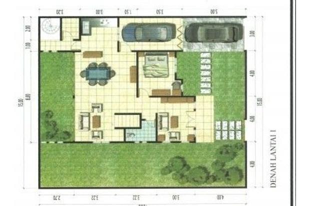 Dijual Rumah Bagus Daerah Strategis di Kemang Pratama, Bekasi 14416937