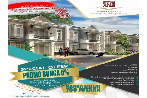 Beli Rumah Tanpa Dp 0% di GDC 12781963