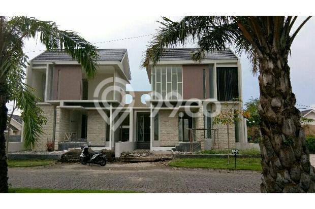rumah 2lantai dekat bandara Juanda bebas biaya 14943371