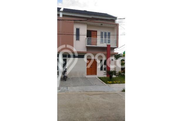rumah 2 lantai tdp 15jt gratis biaya kpr dekat stasiun cilebut bogor 16433531