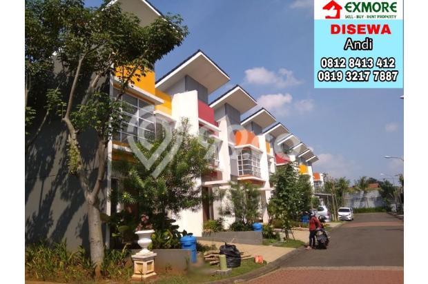Rumah sewa dekat Kampus UMN & Prasmul 17795181