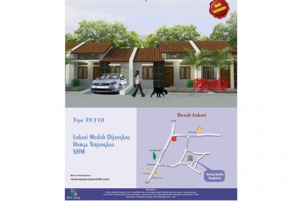 Rumah Dijual Tanah Luas 110 Meter di Pengasinan Sawangan Depok 9586998