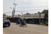 Tanah Jalan Raya Gunung Putri Bogor