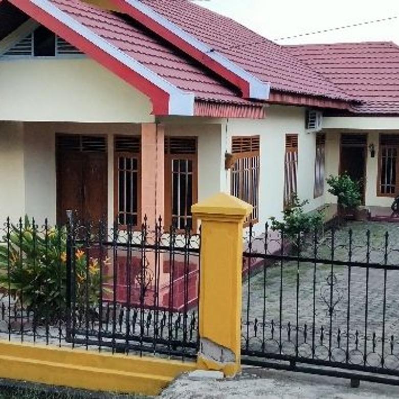 rumah handil tanah luas